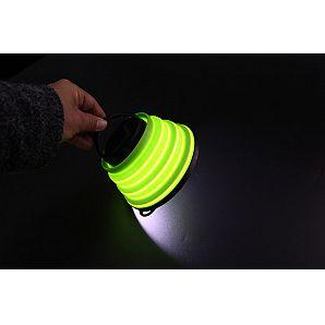 Bucket Design Foldable Solar LED Lantern