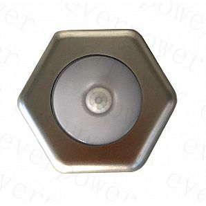 Battery Powered 3AAA Motion Active Sensor LED Closet Puck Light