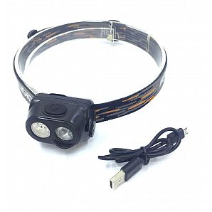 Rechargeable 250lm LED Headlamp
