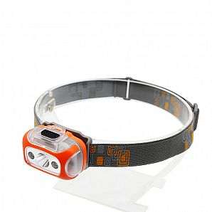 3AAA Battery Powered High Power LED Headlamp